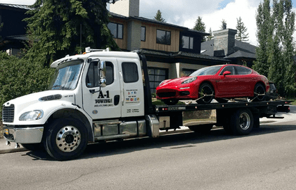24 Hour Towing Los Angeles