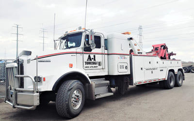 Los Angeles Heavy Duty Towing
